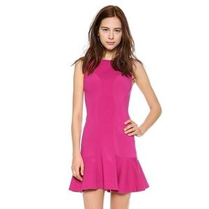 DVF Jaelyn Drop Waist Dress